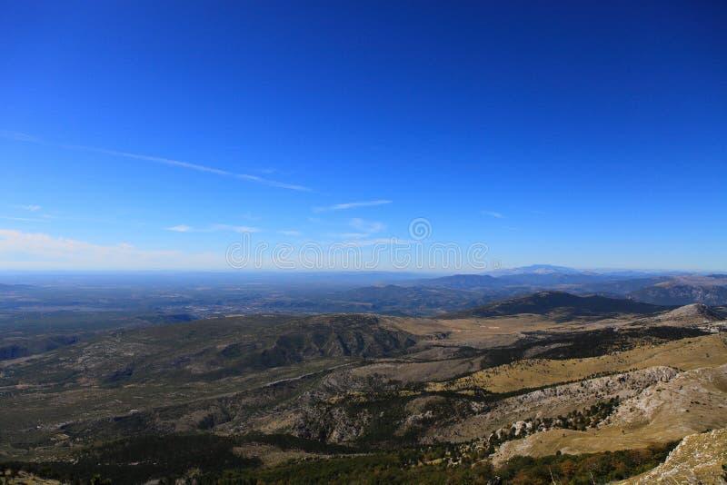 alps Croatia dinaric zdjęcie stock