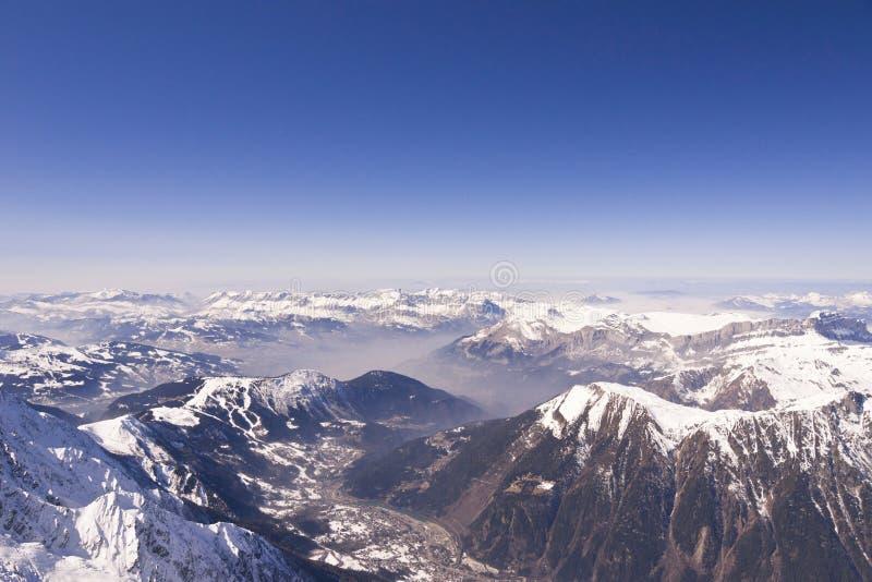 alps francuscy zdjęcie royalty free
