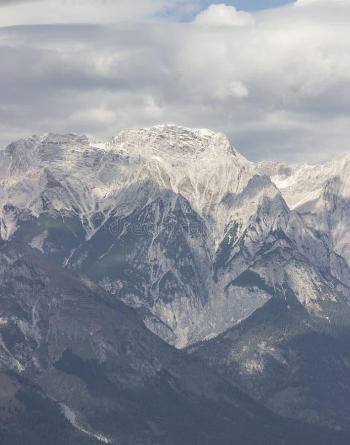 Alps gór krajobraz fotografia royalty free