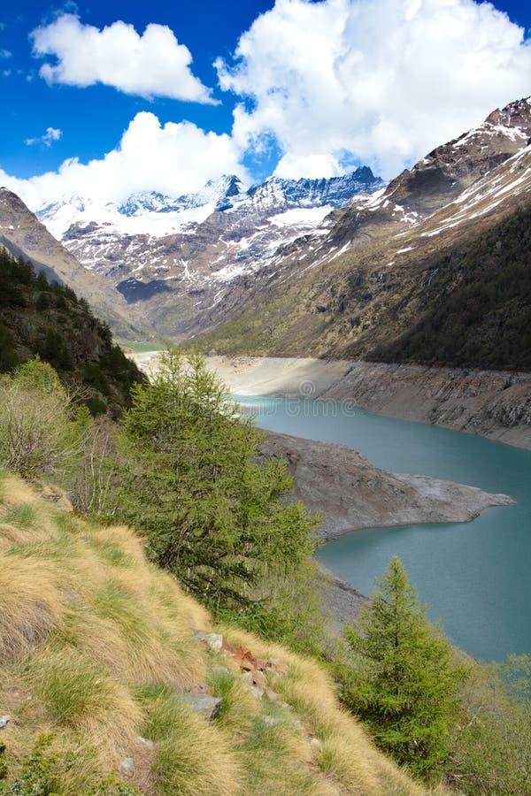 alps krajobraz zdjęcie royalty free