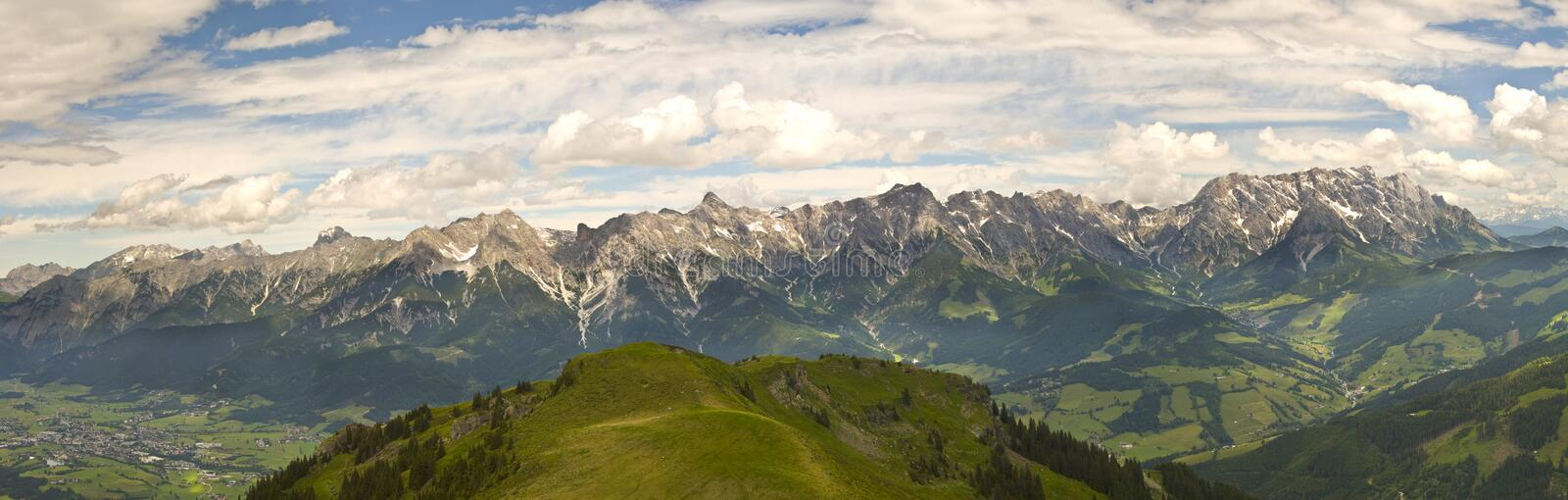 Download Alps landscape stock image. Image of germany, outdoors - 14854119