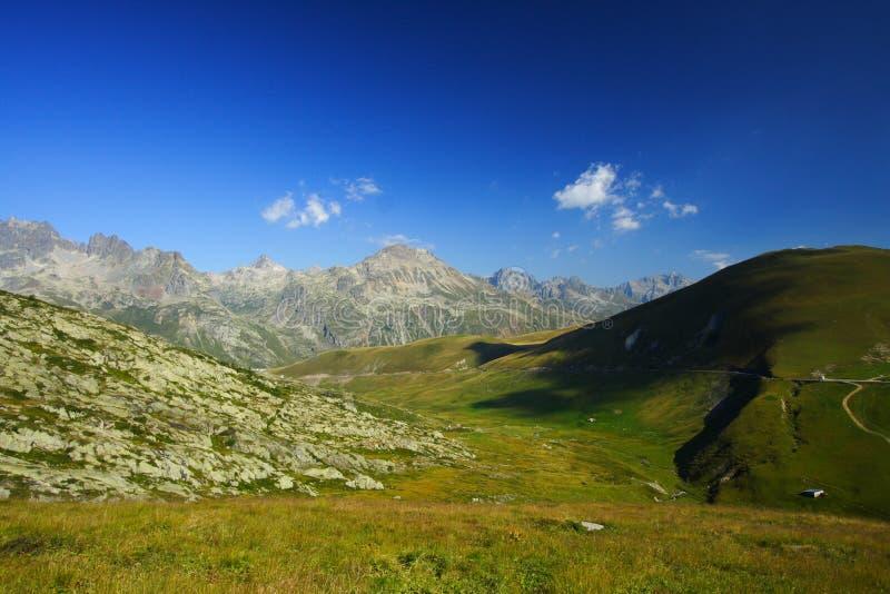 Download Alps landscape stock image. Image of immense, hiking, hike - 3597077