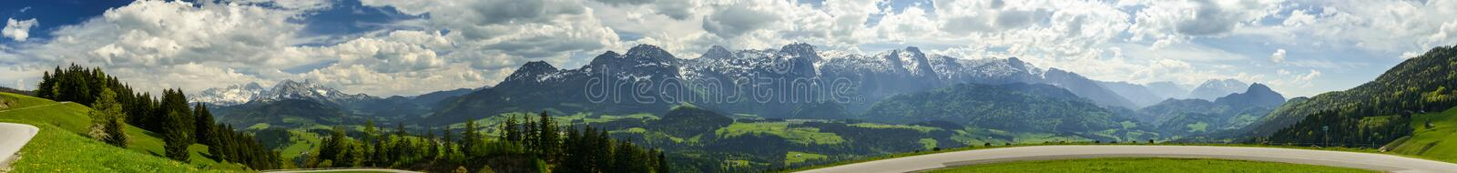 Download Alps Panorama Stock Photography - Image: 31134992