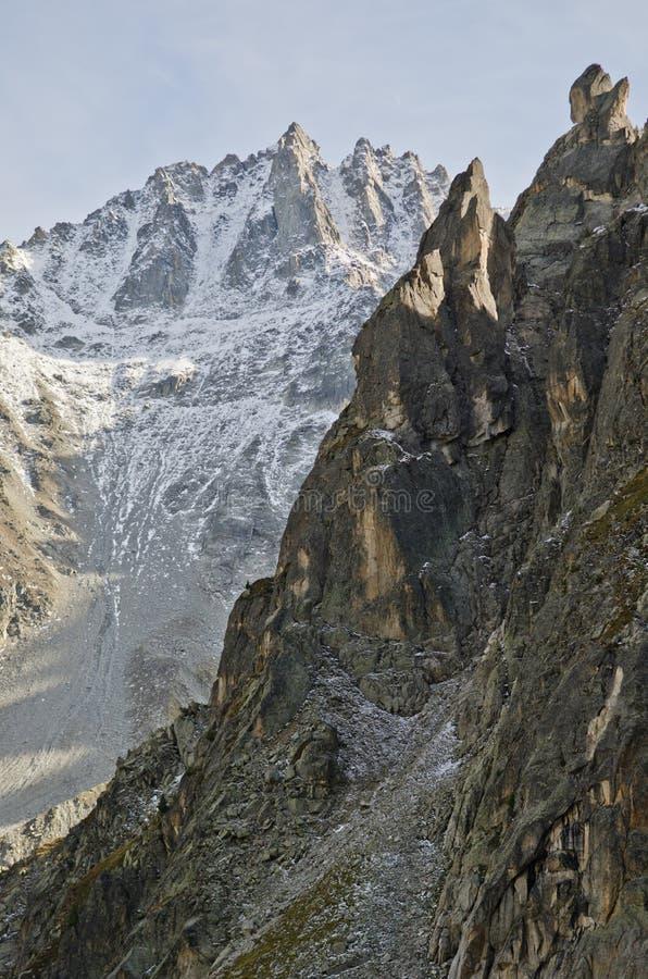 Alps royalty free stock photos