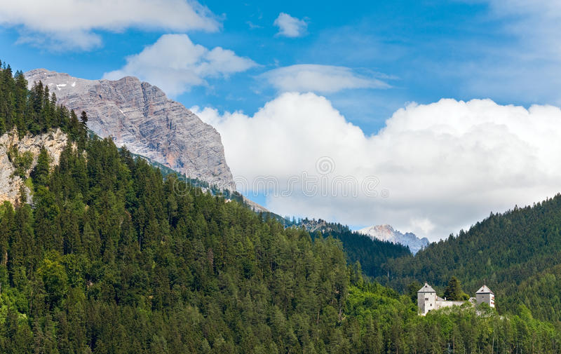 Download Alps summer view stock photo. Image of landscape, nature - 24149330