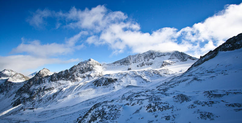 alps Switzerland obraz stock
