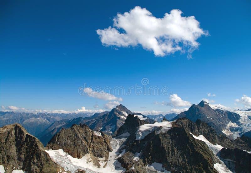 alps szwajcarscy zdjęcia royalty free