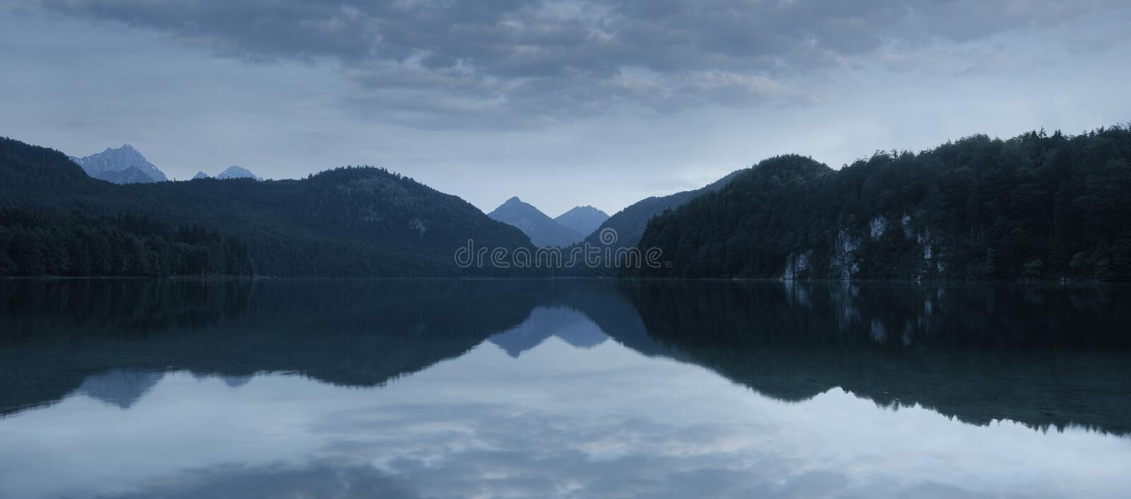 Alpsee images stock