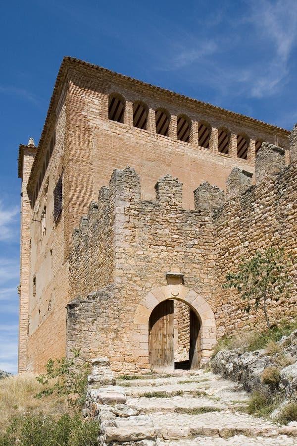 Download Alquezar, Huesca, Spain stock image. Image of aragon, historic - 1659421