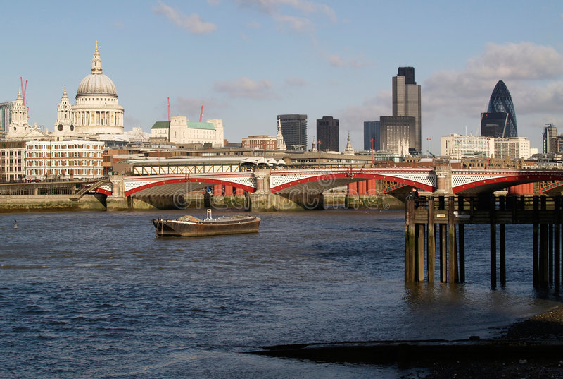 Alrededor de Londres foto de archivo