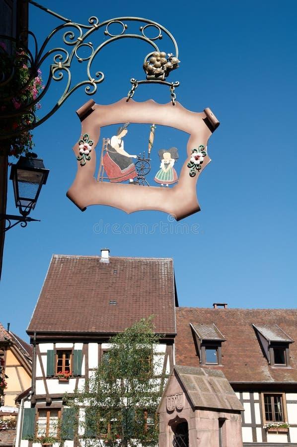 Alsace photo stock
