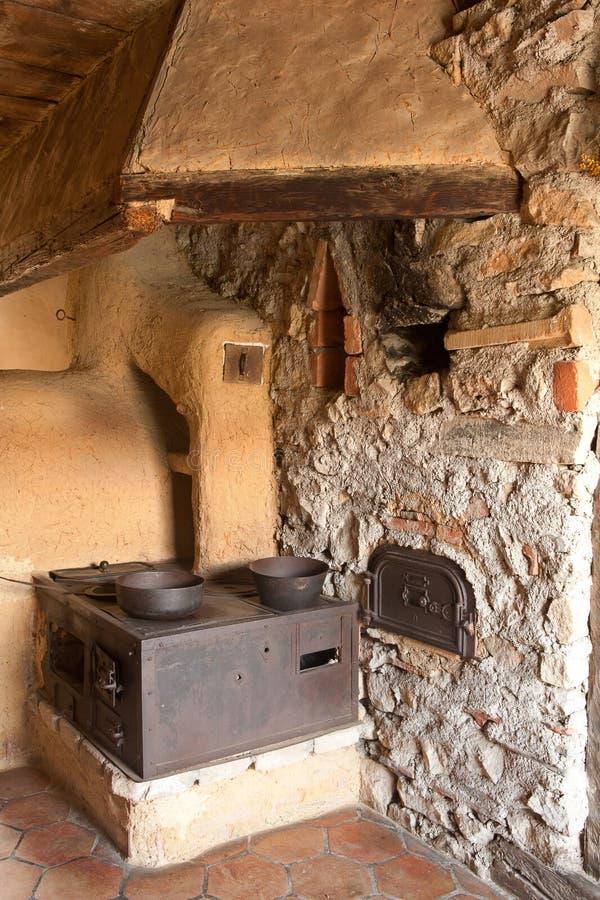 Alsace kitchen stock photo