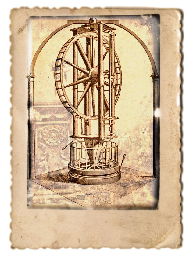 Download Alt - azimuth stock illustration. Image of astrolabe - 22918716