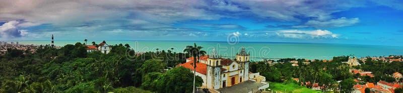 Alt DA Sé, Olinda, Brazilië royalty-vrije stock fotografie