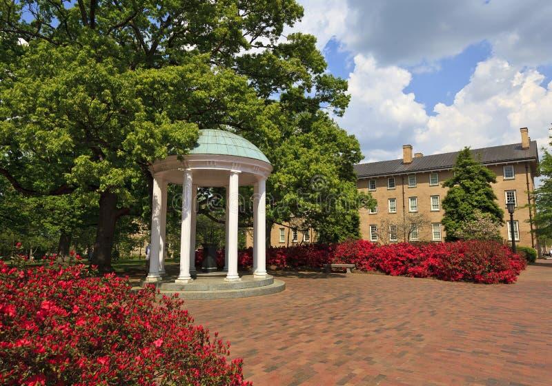 Alt gut in Chapel Hill, NC stockfoto