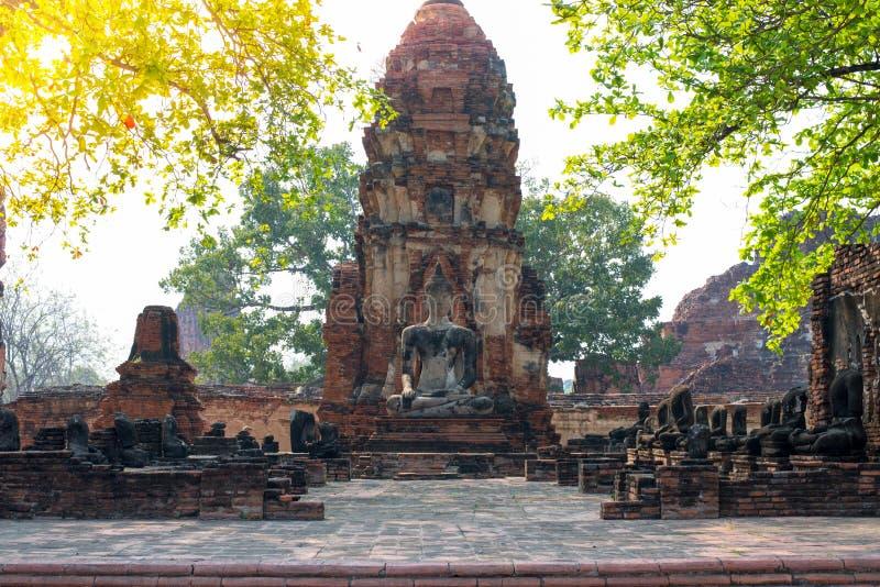 Alt vom Tempel stockbilder