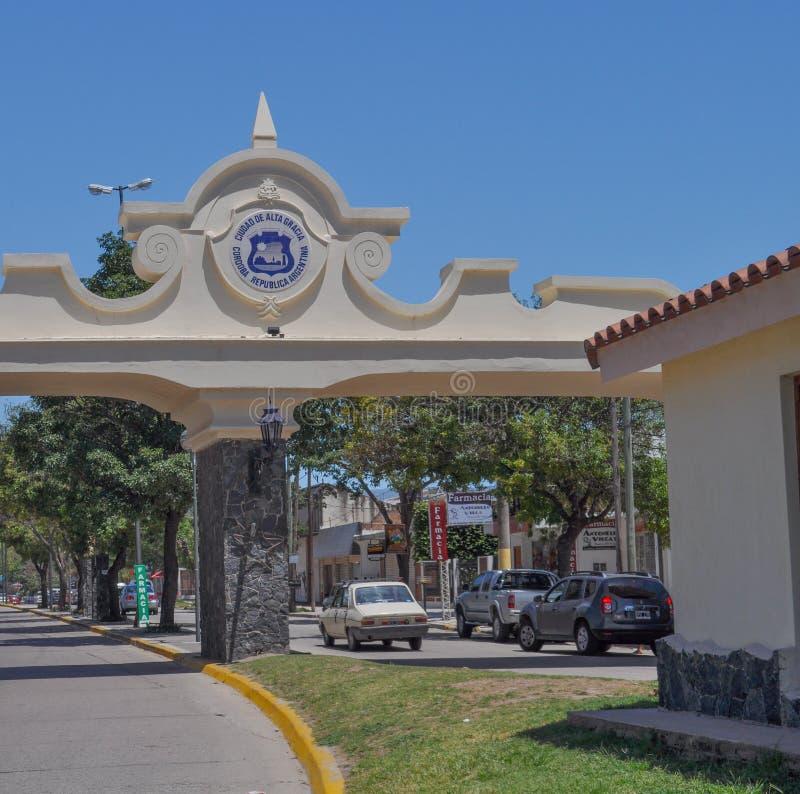 Alta Gracia, Córdova, Argentina fotos de stock