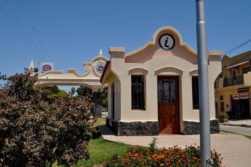 Alta Gracia Cordoba, Argentina royaltyfri foto