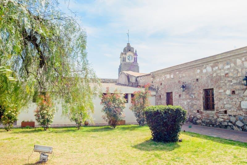 Alta Gracia, Cordoba. A Jesuit mansion in Alta Gracia, Cordoba, Argentina stock images