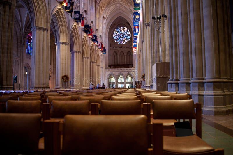 Alta iglesia fotografía de archivo libre de regalías