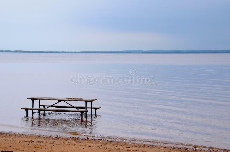 Alta marea imagenes de archivo