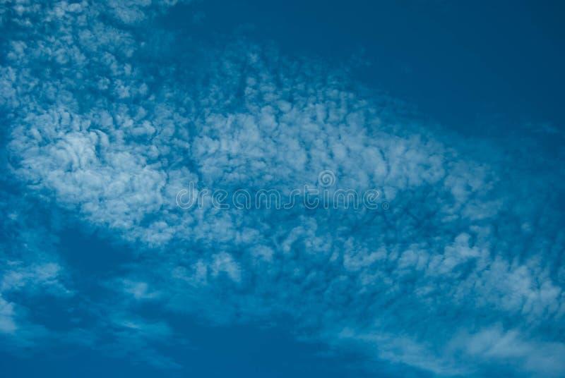 Alta nube immagini stock