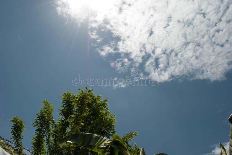 Alta nube immagine stock libera da diritti