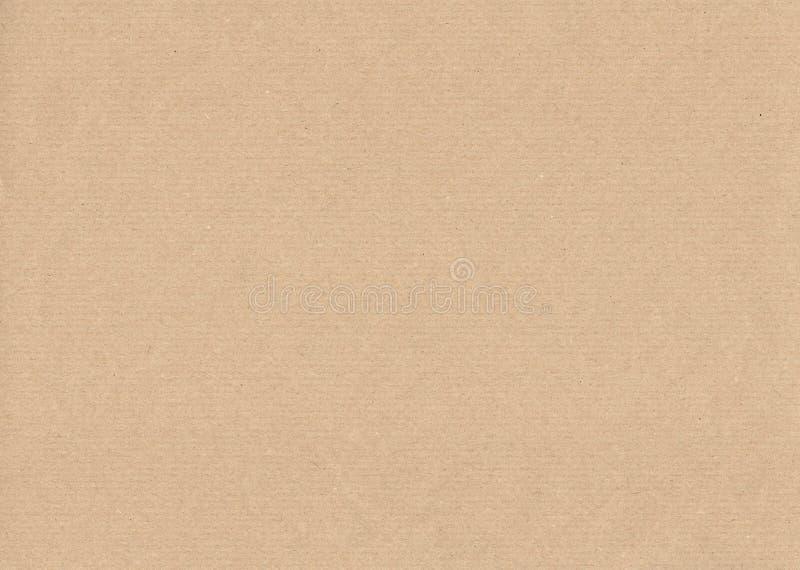 Alta resolução de papel da textura do ofício imagem de stock
