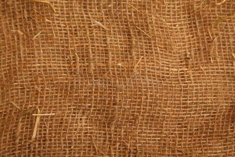 Alta resolución de la textura del paño grueso fotos de archivo