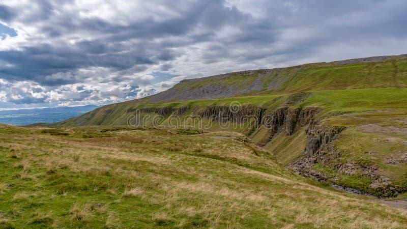 Alta tazza Nick, Inghilterra, Regno Unito fotografia stock