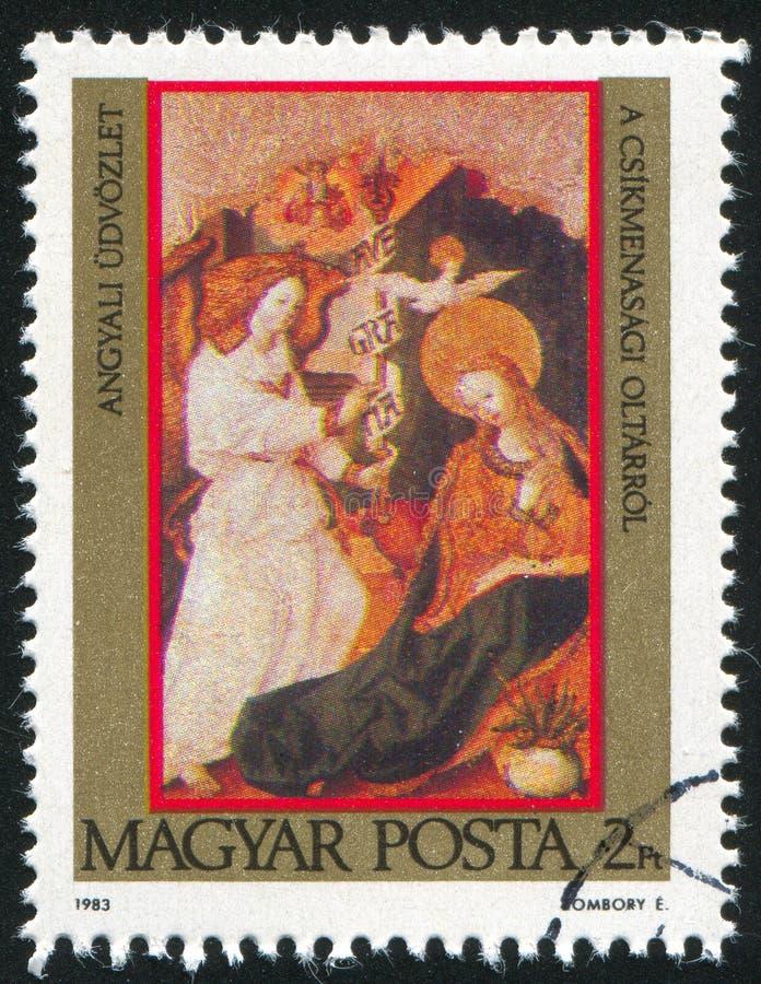 Altaarstuk royalty-vrije stock foto's