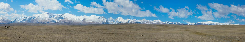 Altai berg arkivfoto