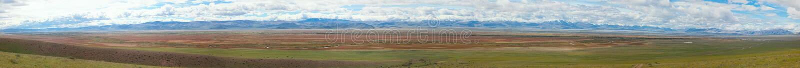 Altai berg royaltyfri bild