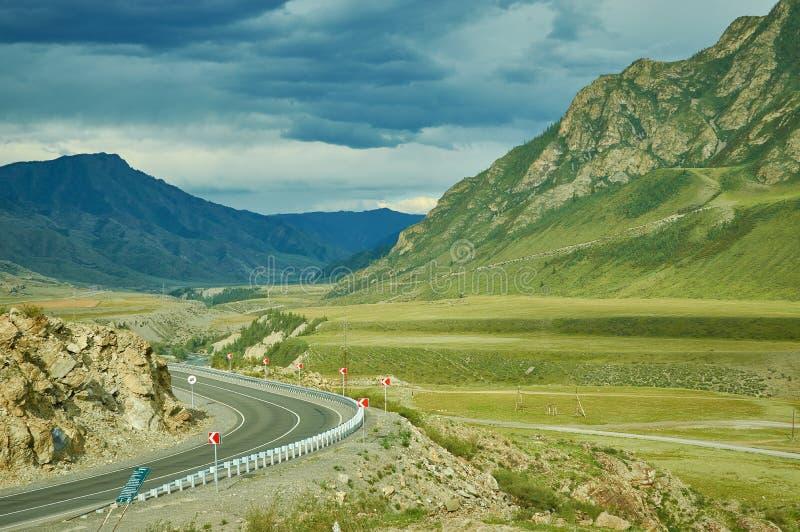 ?Altai 图库摄影
