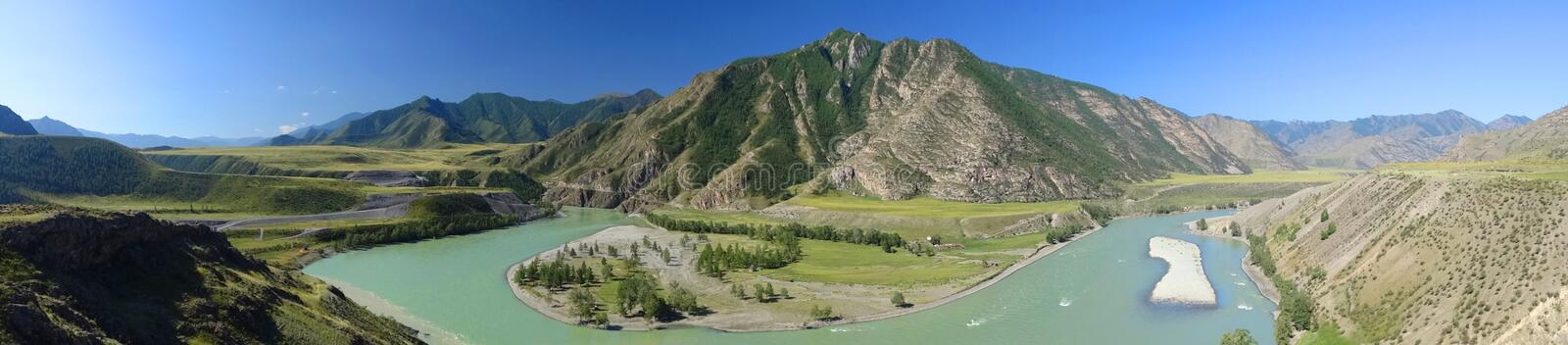 Download Altai Chui-Oozy L photo stock. Image du horizontal, oozy - 76080776