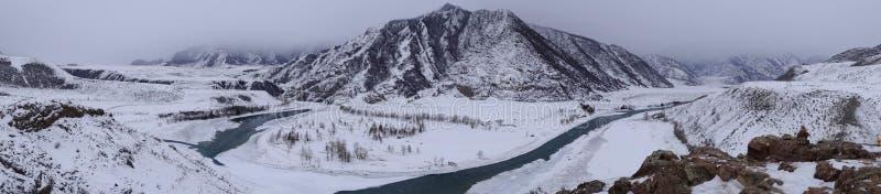 Altai. Chui-Oozy. stock photography