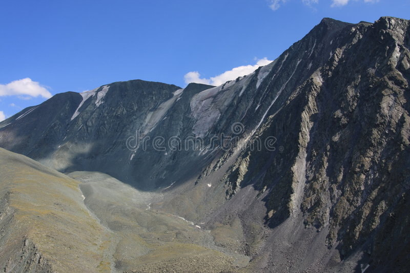 Altai Mountain in summer royalty free stock images