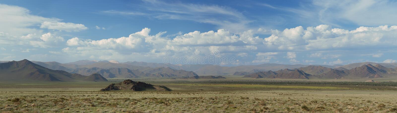 Altai mountains. Beautiful highland landscape stock photos