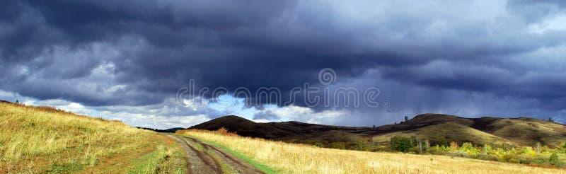 Altai natur royaltyfri foto