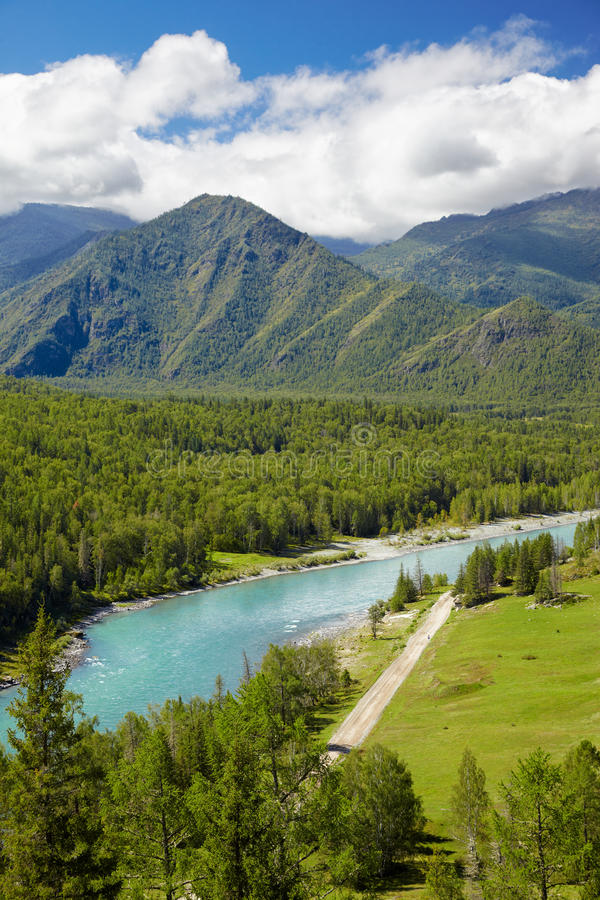 Download Altai River Katun Stock Photography - Image: 26653202