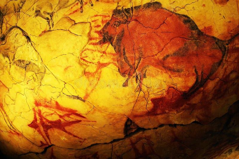 ALTAMIRA, CANTABRIA, ESPAÑA, EL 29 DE JULIO DE 2018: La entrada de la cueva del museo de Altamira fotografía de archivo libre de regalías