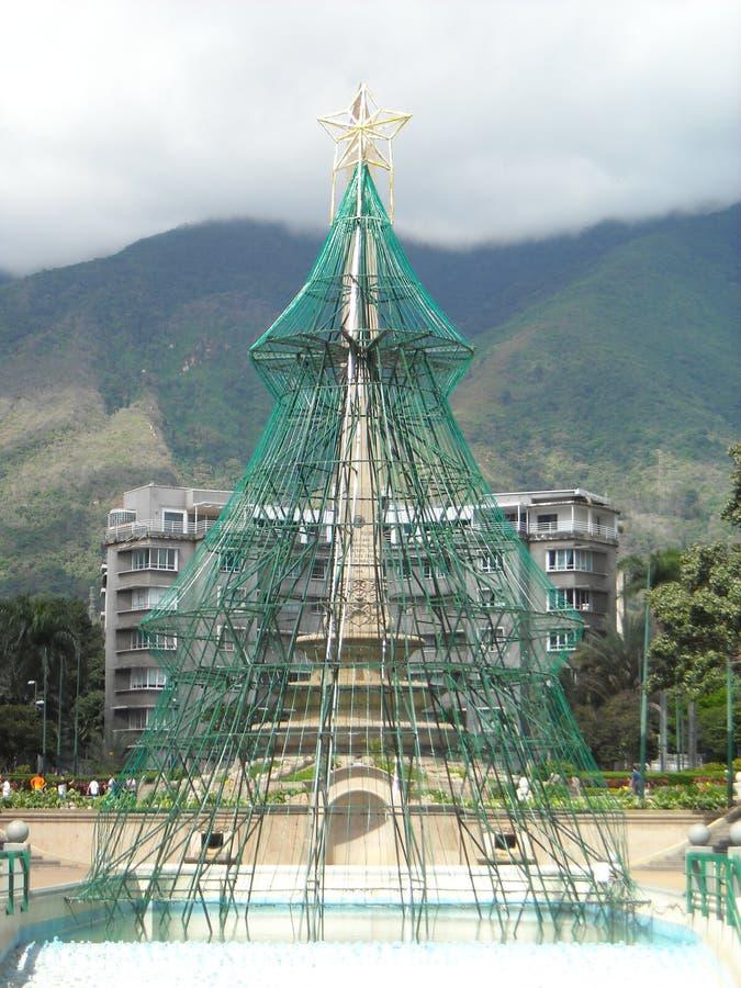 Altamira quadra, Francia Square, Francia Square, Luis Roche Altamira quadrato, Caracas, Venezuela fotografia stock libera da diritti