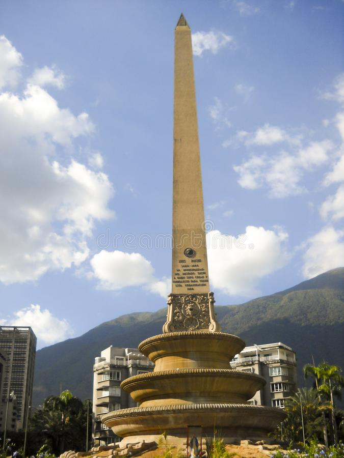 Free Altamira Square, Francia Square, Francia Square, Luis Roche Square Altamira,Caracas,Venezuela Royalty Free Stock Photography - 112077877