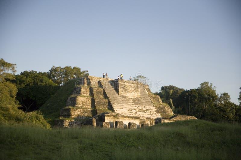 Altan ha in Belize lizenzfreie stockfotos