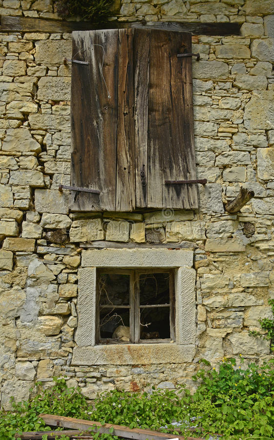 Altana stock image. Image of neglected, italy, shutter - 92592267