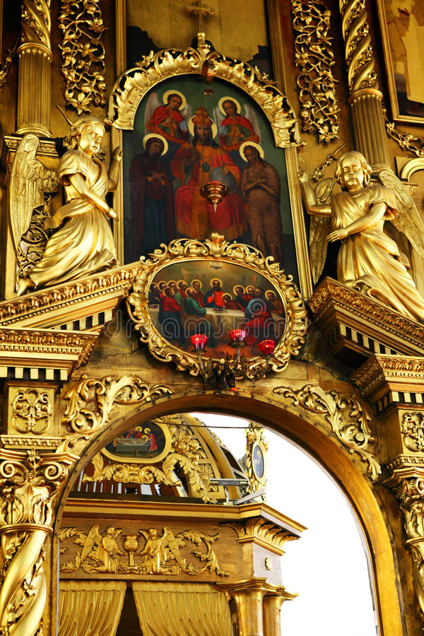 Download Altar stock photo. Image of mass, chapel, orthodox, basilica - 24082338