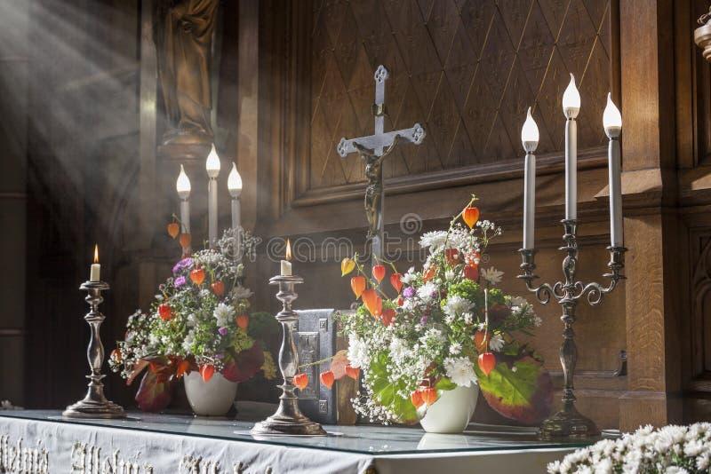 altar imagem de stock royalty free