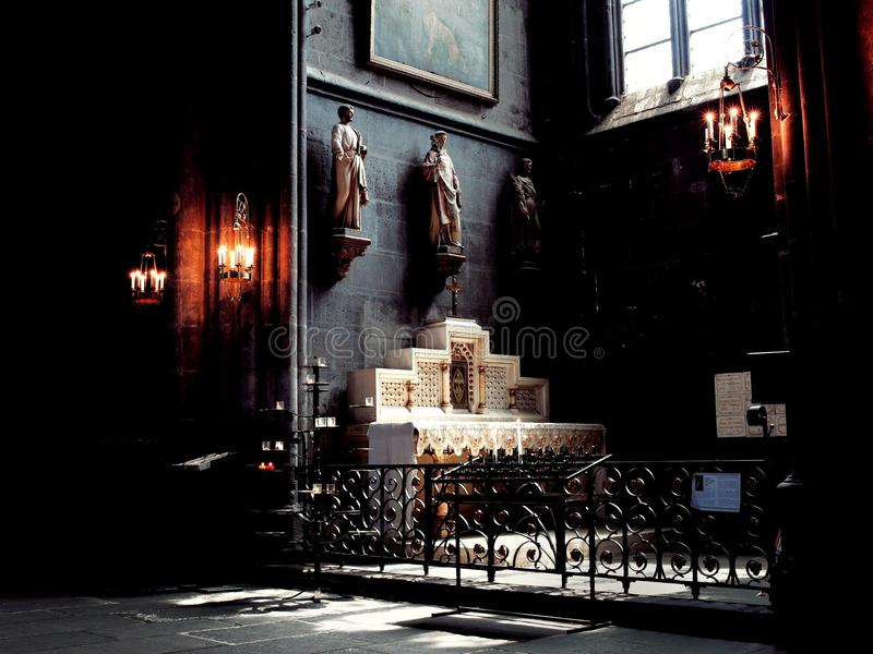 altar imagen de archivo libre de regalías
