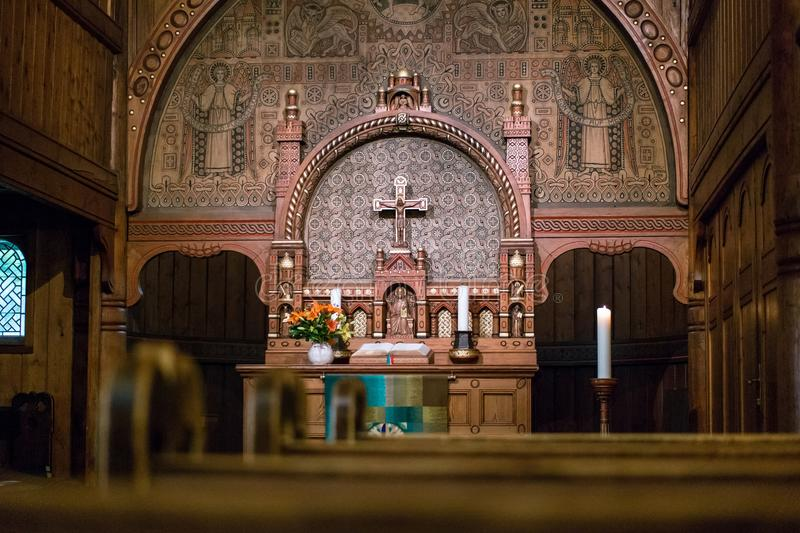 Altar, Arch, Arches stock images