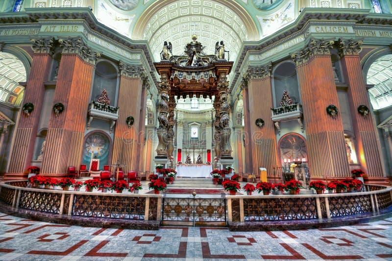 Download Altar of Church stock image. Image of church, gospel - 23033711